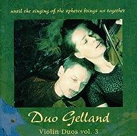 Violin Duos Vol. 3