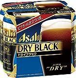 アサヒ スーパードライ ―ドライブラック― 缶 500ml×6缶