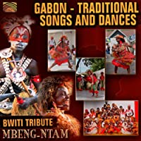ガボン(アフリカ) - 伝統音楽と踊り (Gabon - Traditional Songs and Dances, Bwiti Tribute) [輸入盤]