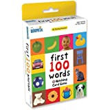Priddy Books First 100 1337 Words Matching Card Game
