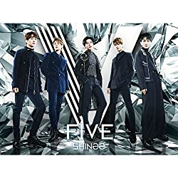 FIVE(初回限定盤A)(Blu-ray付)