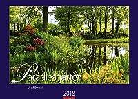Paradiesgaerten - Kalender 2018