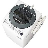 シャープ SHARP 洗濯機 ES-GW11E-S シルバー系 穴なし槽 インバーター搭載 11kg