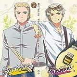 アニメ「 ヘタリア The World Twinkle 」 キャラクターCD Vol.2 プロイセン & ドイツ