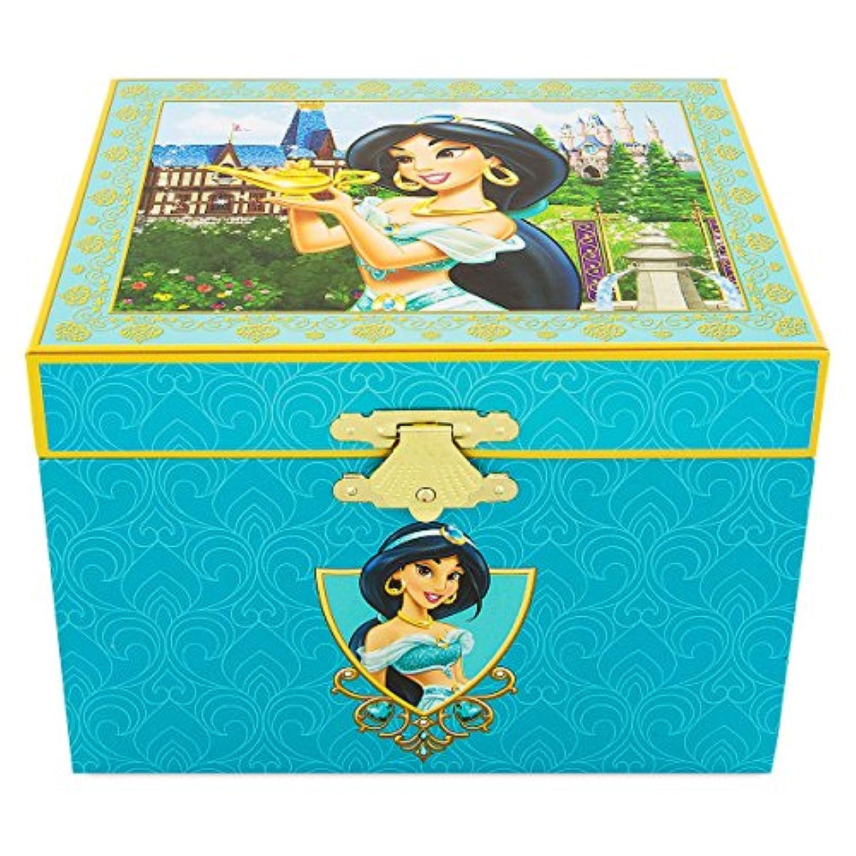 ディズニー(Disney) ジャスミン オルゴール Jasmine Musical Jewelry Box [並行輸入品]