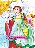 Una Princesa De Verdad / The Princess and the Pea (Troquelados Clasicos / Die Cut Classic Tales)
