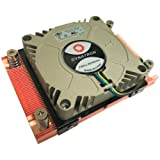 Dynatron A18 1U Active PWM Blower with Copper fins Active heatsink for AMD Socket AM4