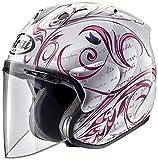 アライ(ARAI) バイクヘルメット ジェット SZ-Ram4X (ラム4X) スタイル ピンク 55-56cm SZ-RAM4X STYLE PI 55