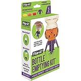 Flip-It FL4X2APB Bottle Emptying Kit, Kitchen/All-Purpose, 2-Pack