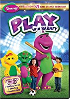 Barney: Play With Barney [DVD]