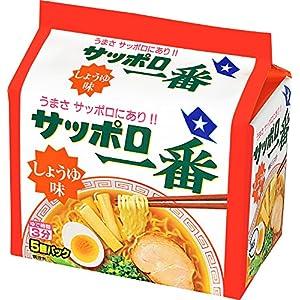サッポロ一番 しょうゆ味 5食×6個の関連商品1