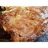 1ポンド Tボーンステーキ厚切り (US産ビーフステーキ・骨付き肉・牛肉) 900g (450g×2個) ホームパーティーにも最適(お歳暮・お中元・御祝い/のし無料)-日時指定可能-