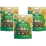 Oxbow (3 Pack) Animal Health Barley Biscuits Bene Terra Organic Food and Treats, 2.65-Ounce