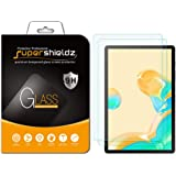 (2 Pack) Supershieldz Designed for Samsung Galaxy Tab S7 Plus/Galaxy Tab S7 FE (12.4 inch) Screen Protector, (Tempered Glass)