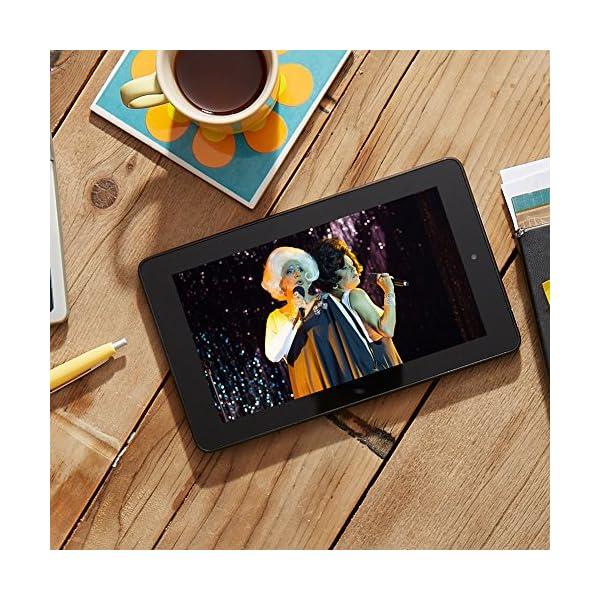 Fire タブレット 8GB、ブラック(第5世代)の紹介画像6