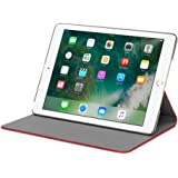 Logitech Hinge Case for iPad Air Mars Red Orange