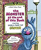 The Monster at the End of This Book (Sesame Book) (Little Golden Book)