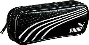クツワ プーマ ペンケース 691PMBK メタリックカラー ブラック