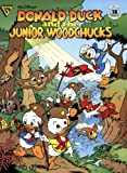 Walt Disney's Donald Duck and the Junior Woodchucks Comic Album (Comic Album Series No. 18)