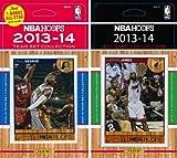 NBAインディアナ・ペイサーズLicensed 2013–14フープチームセットプラス2013–24フープAll Starカードセット
