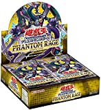 遊戯王カード デュエルモンスターズ PHANTOM RAGE ファントムレイジ BOX