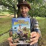 Epic Encounters in the Animal Kingdom (Brave Adventures Vol. 2) (Brave Wilderness) 画像