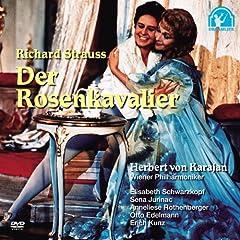 DVD カラヤン指揮/ウィーン・フィル R.シュトラウス:《ばらの騎士》の商品写真