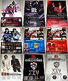 ポスター 9枚セット B'z DINOSAUR/EPIC DAY/声明/XXV/RED