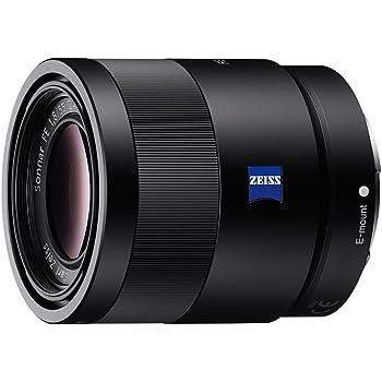 ソニー SONY 単焦点レンズ Sonnar T* FE 55mm F1.8 ZA Eマウント35mmフルサイズ対応 SEL55F18Z