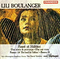 Psaume 24 / Faust Et Helene / D'Un Soir Triste by SCHURMANN / RAWSTHORNE / LANE; (1999-08-17)