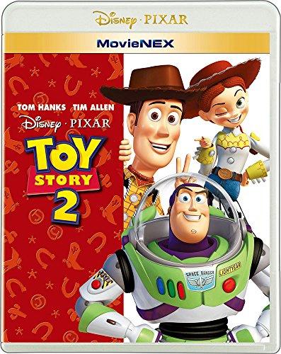 トイ・ストーリー2 MovieNEX [ブルーレイ+DVD+デジタルコピー(クラウド対応)+MovieNEXワールド] [Blu-ray]の詳細を見る