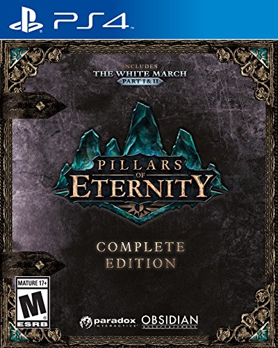 Pillars of Eternity Complete Edition (輸入版:北米) - PS4 発売日