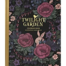 "Twilight Garden Coloring Book: Published in Sweden as ""Blomstermandala"""