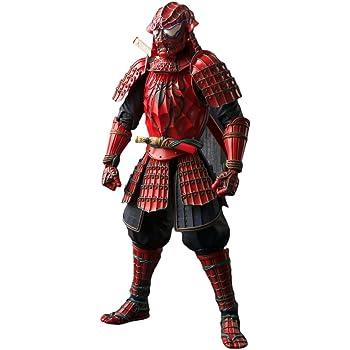 名将 MANGA REALIZATION スパイダーマン 侍スパイダーマン 約180mm PVC&ABS製 塗装済み可動フィギュア