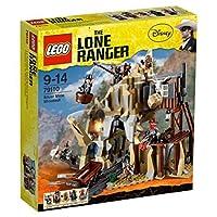 レゴ (LEGO) ローンレンジャー 銀の鉱山での決戦 79110