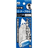 コクヨ テープのり のり ドットライナー ワイド 詰め替え 強粘着 タ-D400-20