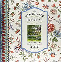 French Country Diary 2019 Calendar