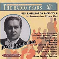 Jussi Bjoerling on Radio