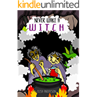 Never Wake A Witch - An Entertaining Picture Book for Kids A…