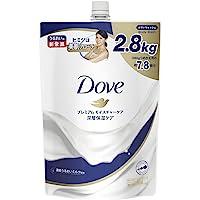 【Amazon.co.jp限定】 Dove(ダヴ) 【大容量】ボディソープ(ボディウォッシュ) プレミアム モイスチャーケア 詰替え用 超特大 2800g