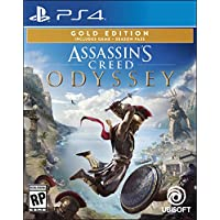 Assassin's Creed Odyssey Gold Edition (輸入版:北米) - PS4