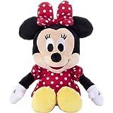 ディズニーキャラクター ビーンズコレクション ミニーマウス ぬいぐるみ 座高16cm