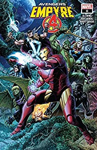 Empyre (2020) #0: Avengers (English Edition)