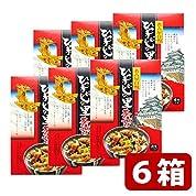 【まとめ買い購入】ひつまぶしの里茶漬け (4食入)6箱セット