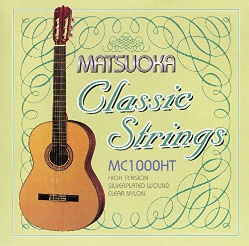 MATSUOKA 松岡良治 クラシックギター弦 ハイテンション MC-1000HT