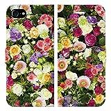 iPhoneX 手帳型 ケース カバー 写真 花柄 mod11 花 綺麗 可愛い プレゼント ブーケ フラワー 花束 ボタニカル ガーリー フローラル