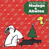 A RAP VACATION X-MAS WITH MNDSGN & AHWLEE (RED/GREEN VINYL LP) [12 inch Analog]