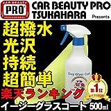 ガラスコーティング剤 業務用 車 わっくす コーティング剤 カーピカイズム イージーグラスコート500ml