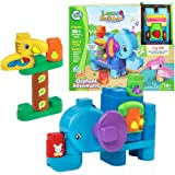 LeapFrog 604703 LeapBuilders Block Play - Elephant Adventures