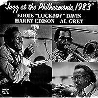 "Jazz At The Philharmonic, 1983(1983 US PABLO ORIGINAL,2310882)[Eddie ""Lockjaw"" Davis][LP盤]"